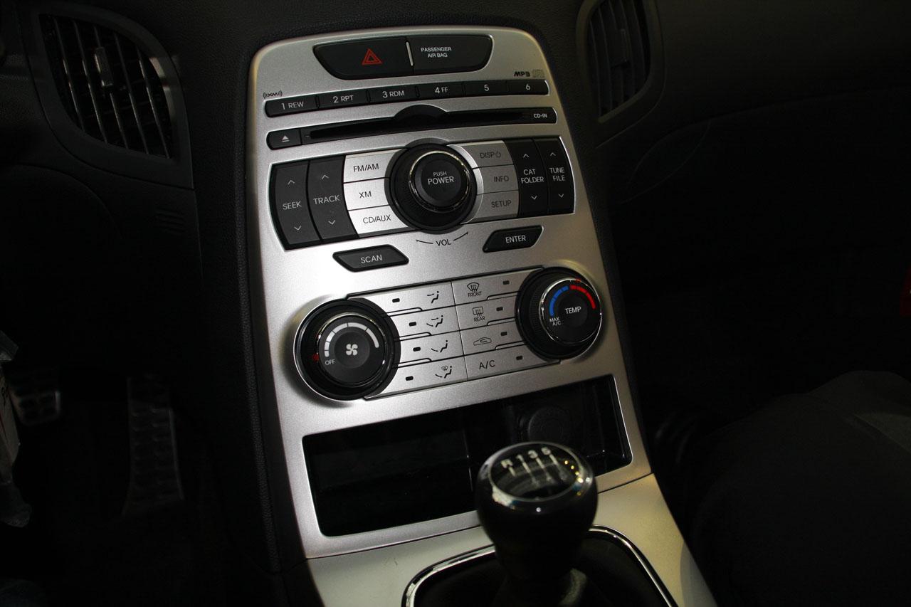 ... Genesis Coupe Interior 2 ...
