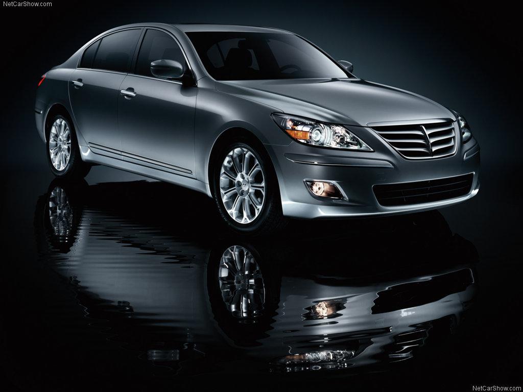 hyundai genesis sedan named north american car of the year. Black Bedroom Furniture Sets. Home Design Ideas