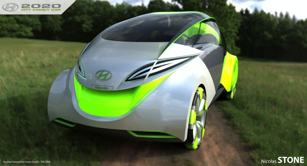 Hyundai Solar Car