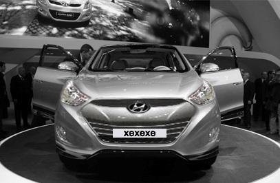 Hyundai Tucson / ix35; Rendered or Real?