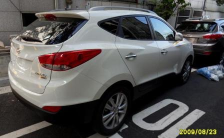 Update: Striking Hyundai Tucson crossover has made its official unveiling at