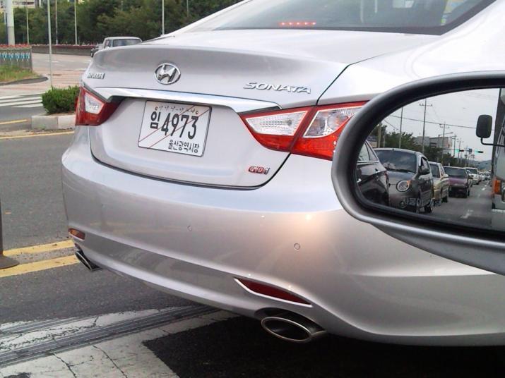 Hyundai Sonata 2.4L GDI