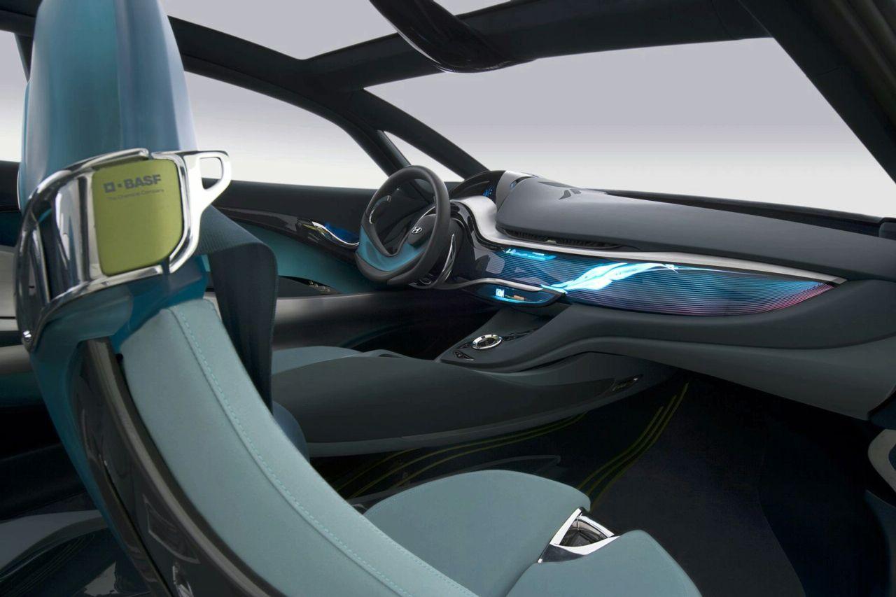 Hyundai I flow Concept Car Press Release And Images