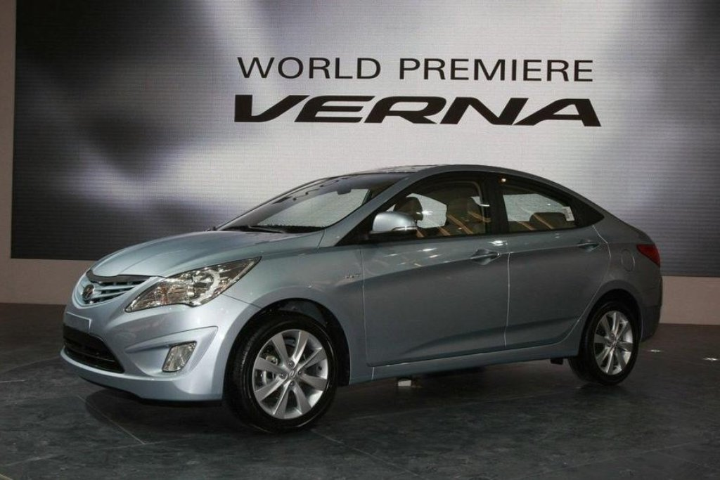 "Hyundai Accent RB ""Concept"""