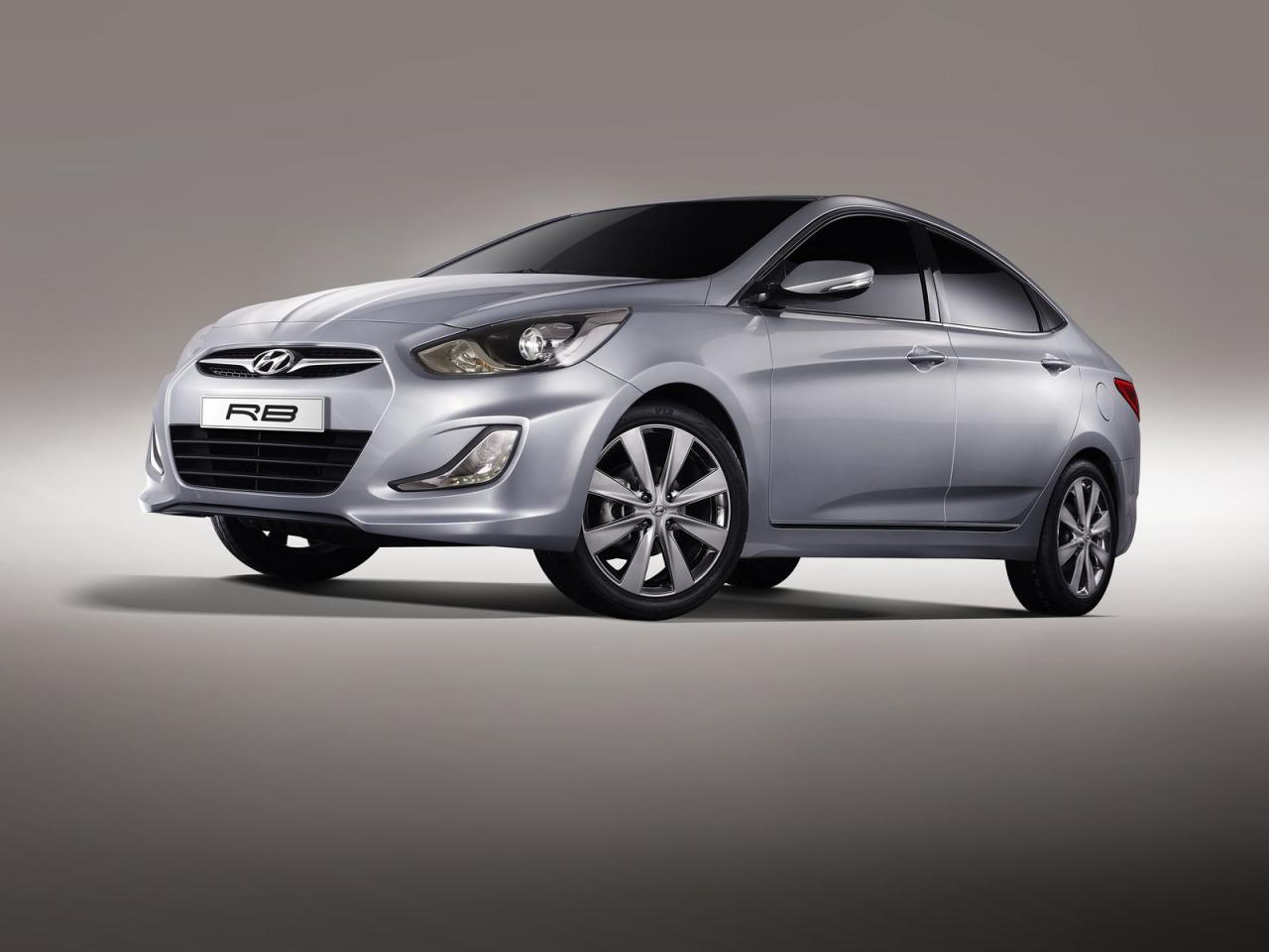 Hyundai Accent Car