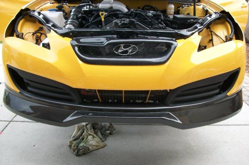 hyundai genesis coupe  performance parts