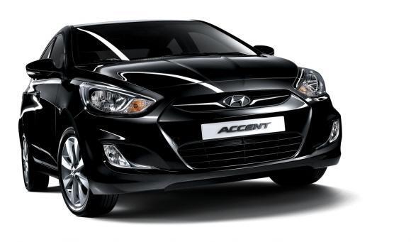 hyundai accent 2011. 2011 Hyundai Accent 1.6L GDI