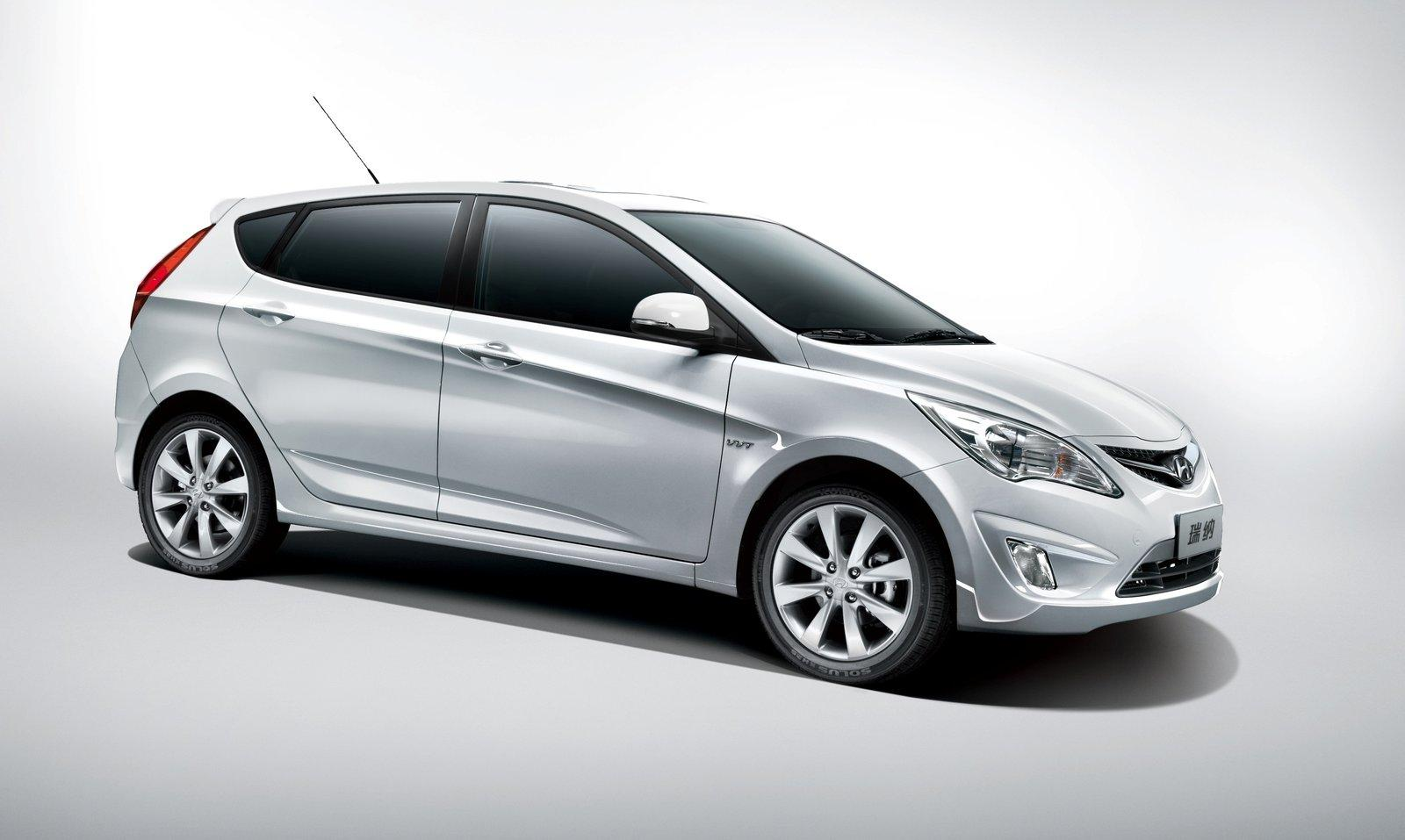 2011 Hyundai Verna Five 5 Door Hatchback Sale Commences In