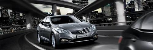 2012 Hyundai Azera release date set for November 2011