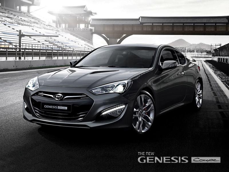 купе Hyundai