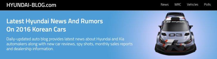 Hyundai Blog