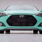 Veloster turbo grille 150x150 Best Looking Custom Hyundai Veloster Turbo from SEMA