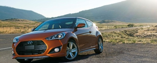 hyundai veloster turbo best sports car 2012 Best Sports Car: Hyundai Veloster Turbo