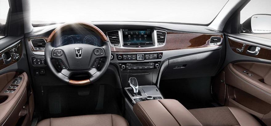 2014 Hyundai Equus Facelift Premiere
