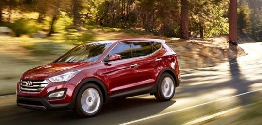 all new santa fe hyundai safety All New Santa Fe Best In Class In Euro NCAP Crash Tests