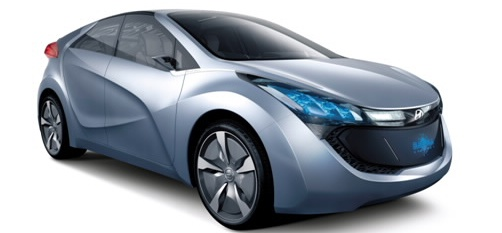Hyundai Electric Vehicle