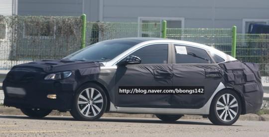 New Hyundai Mistra