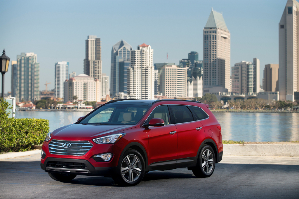 1-Millionth Santa Fe SUV Sold In The USA