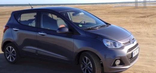 New Hyundai i10 photo