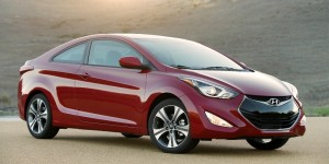 2014 Elantra Coupe Styling Changes