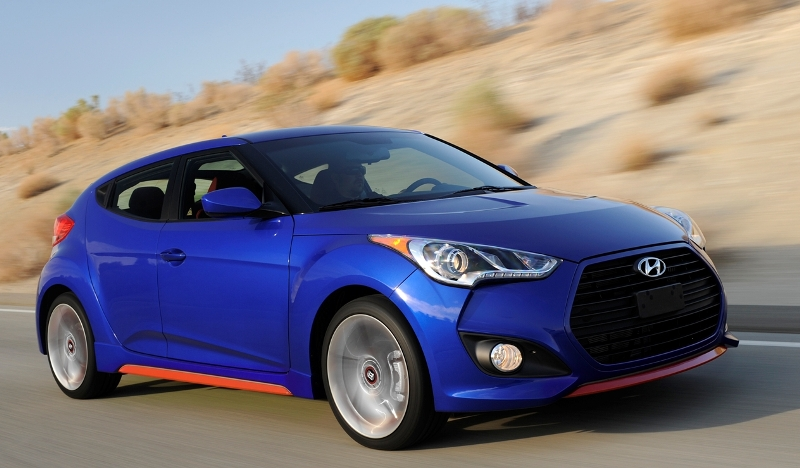 Hyundai Veloster Turbo RSpec Offers Unique Colors Accessories