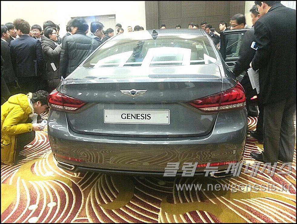 2015 Genesis Photo 150x150 2015 Genesis Fully Exposed Before NAIAS