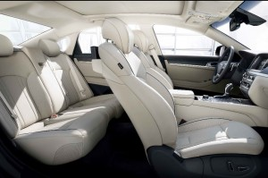 New Hyundai Genesis Interior