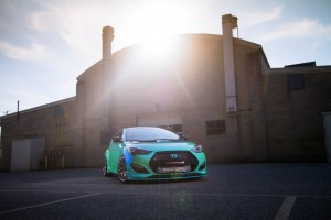 LED fog lights Veloster 300x200 370 Horsepower Hyundai Veloster Turbo   Pictures + Video