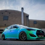 Veloster Turbo SEMA 2013 150x150 370 Horsepower Hyundai Veloster Turbo   Pictures + Video