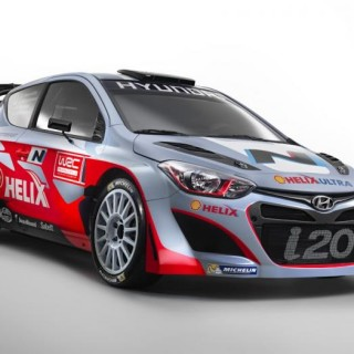 2014 Hyundai WRC photo