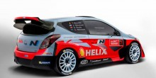 Hyundai Helix WRC