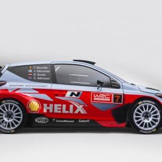 Hyundai Shell Rally WRC
