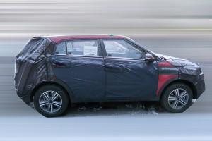 Hyundai ix25 Spy Shots