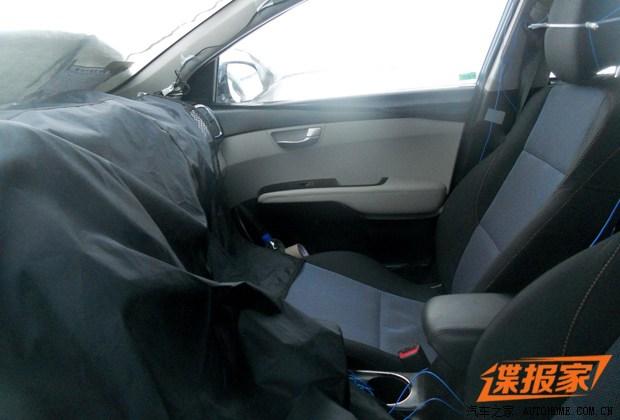 Spied: Interior Of Hyundai's Upcoming Small SUV