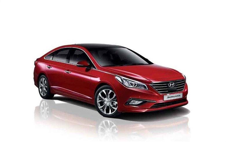 all new 2015 hyundai sonata. Black Bedroom Furniture Sets. Home Design Ideas