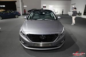 Hyundai Sonata Silver
