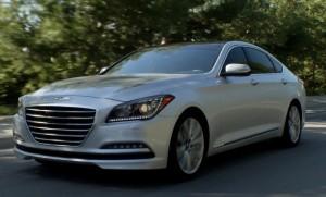 Full details on 2015 Hyundai Genesis pricing