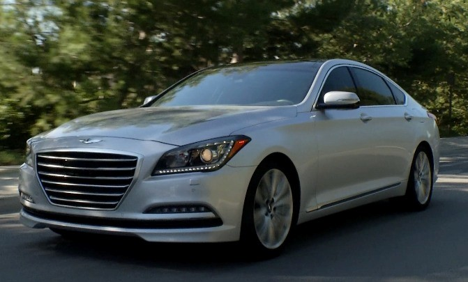 hyundai genesis 2015 pricing msrp optional packages features cost. Black Bedroom Furniture Sets. Home Design Ideas