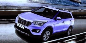 Hyundai ix25 photo