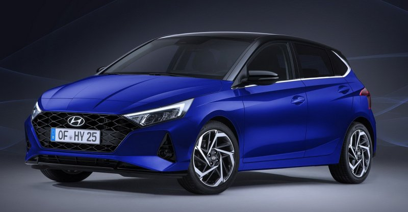 Hyundai i20 Geneva Motor Show