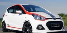Hyundai i10 Sport pictures