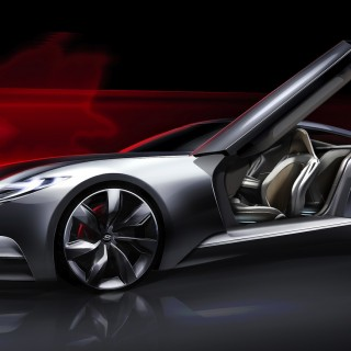 Next-generation Genesis Coupe