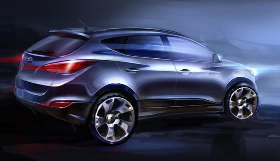 Hyundai To Launch New Crossover Vehicle Plug In Hybrid Sedan Rwd Small Sedan