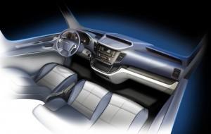 Hyundai H350 Van Inside