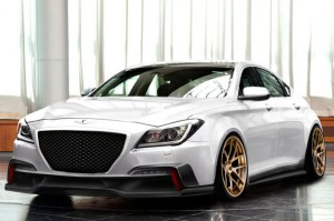 Hyundai Genesis Ark Performance