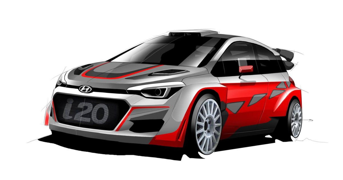 Hyundai Rumored To Release A Street Version Of The I20 Wrc Rally Car