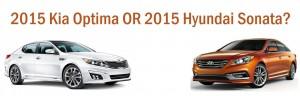 Hyundai Sonata Kia Optima