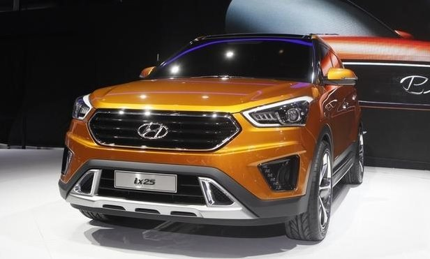 hyundai india to launch i20 crossover and ix25 suv in 2015. Black Bedroom Furniture Sets. Home Design Ideas