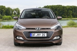 New Hyundai i20 Priced in UK