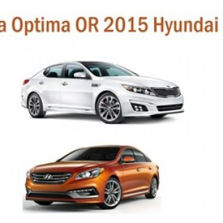Sonata vs Optima